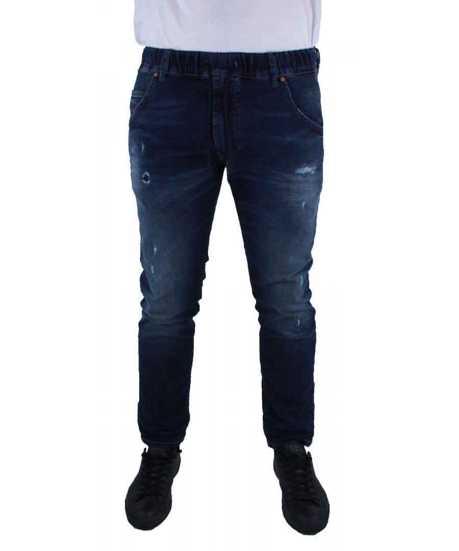 Image for Diesel Krooley R-NE Jogg  0686W Jeans