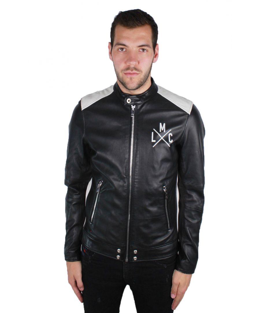 Image for Diesel L-Fyfe 900 Leather Jacket