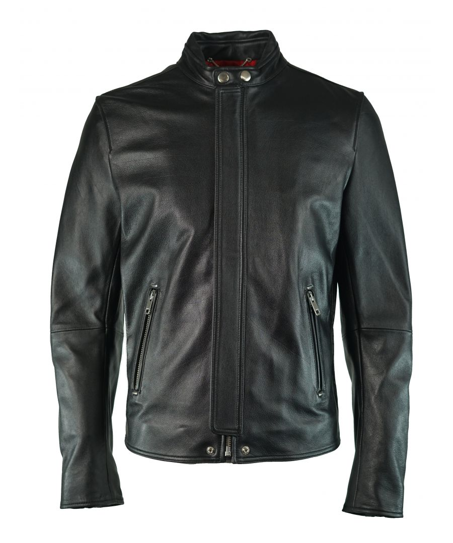 Image for Diesel L-Rush 900 Leather Jacket