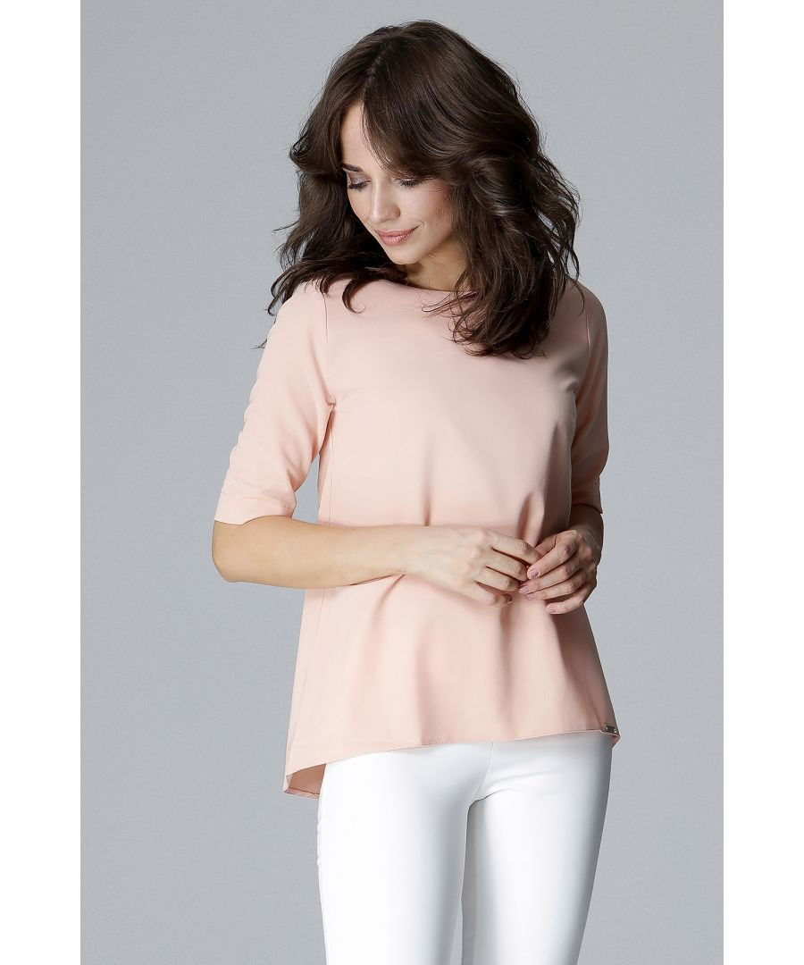 Image for Short Sleeves Blouse