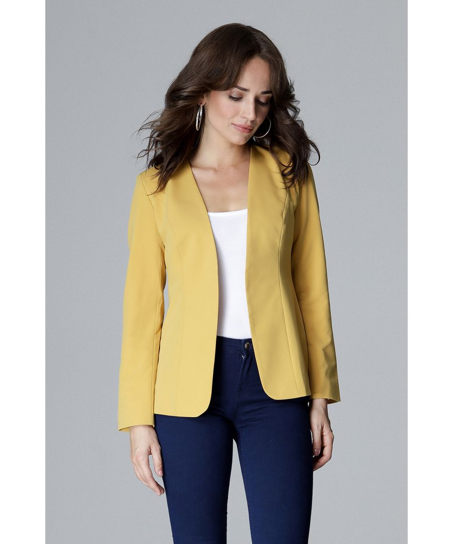 Image for Jacket without fastening