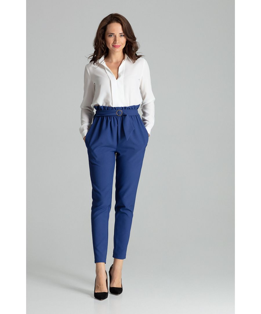 Image for Sapphire Long Trousers Tapered Down