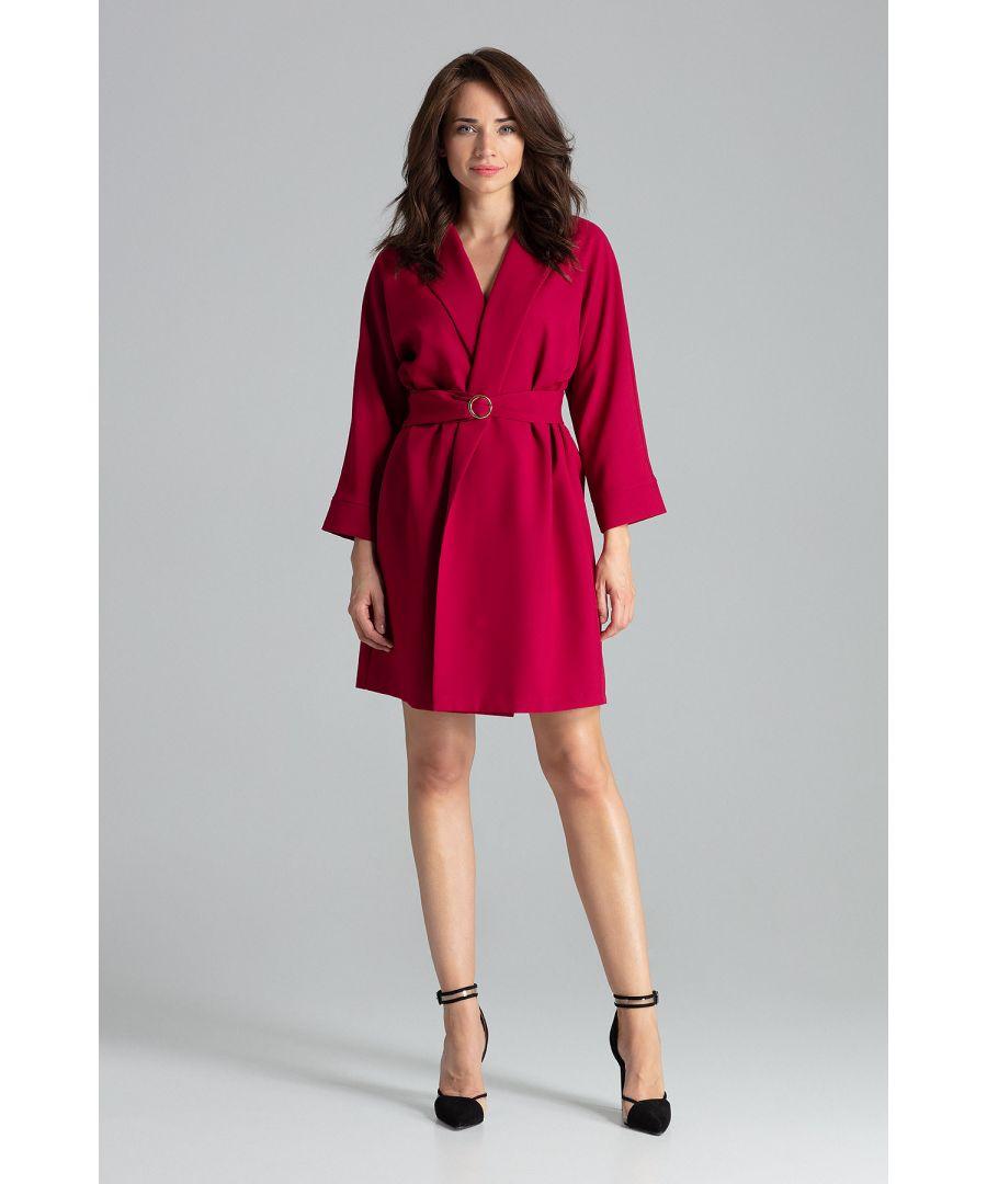 Image for Beige Simple, Leeway Dress - Blazer