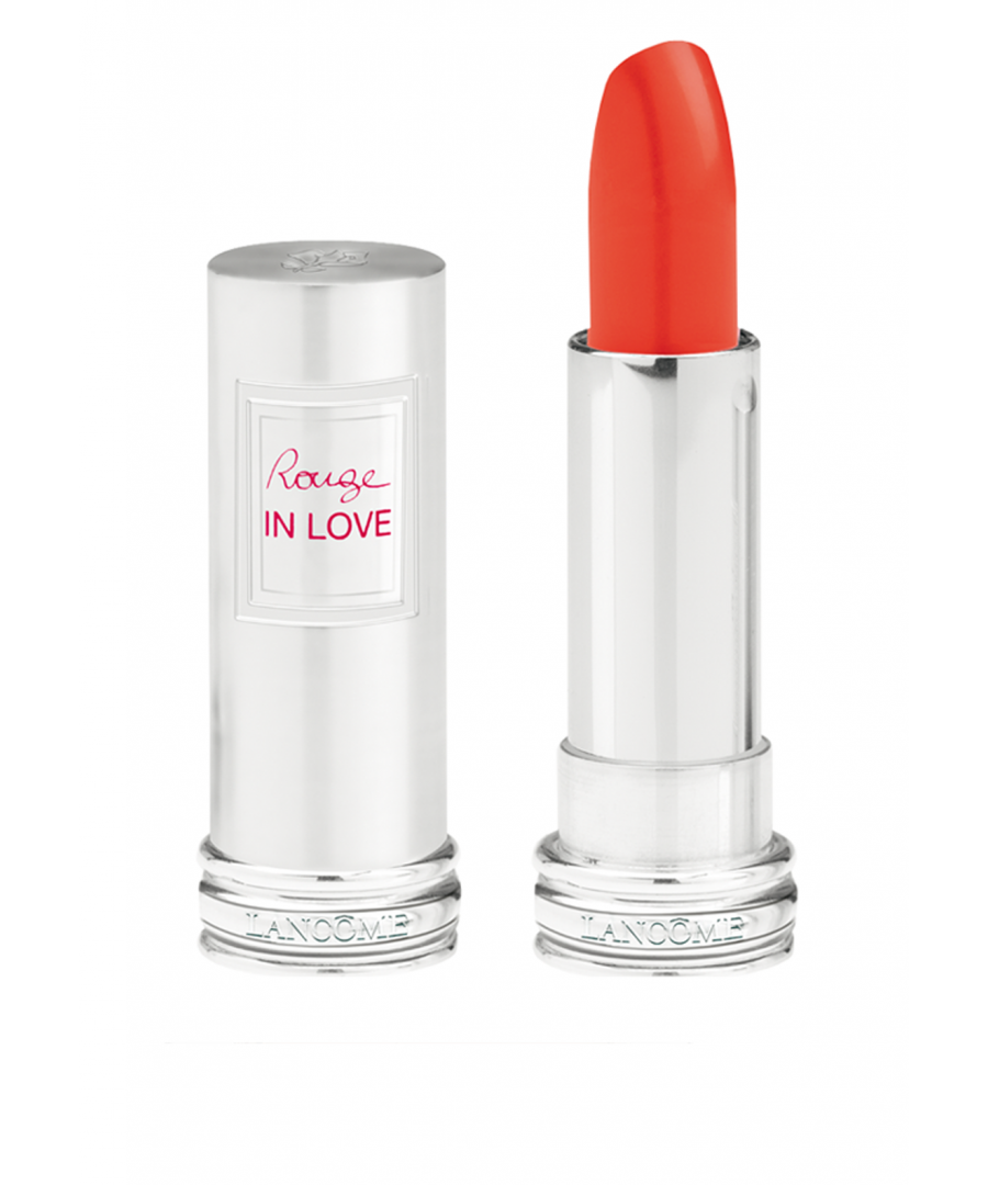 Image for LANCOME ROUGE IN LOVE LIPSTICK 146B MISS COQUELICIT 4.2ML
