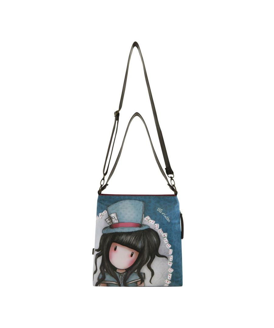 Image for Large Hobo Bag - The Hatter