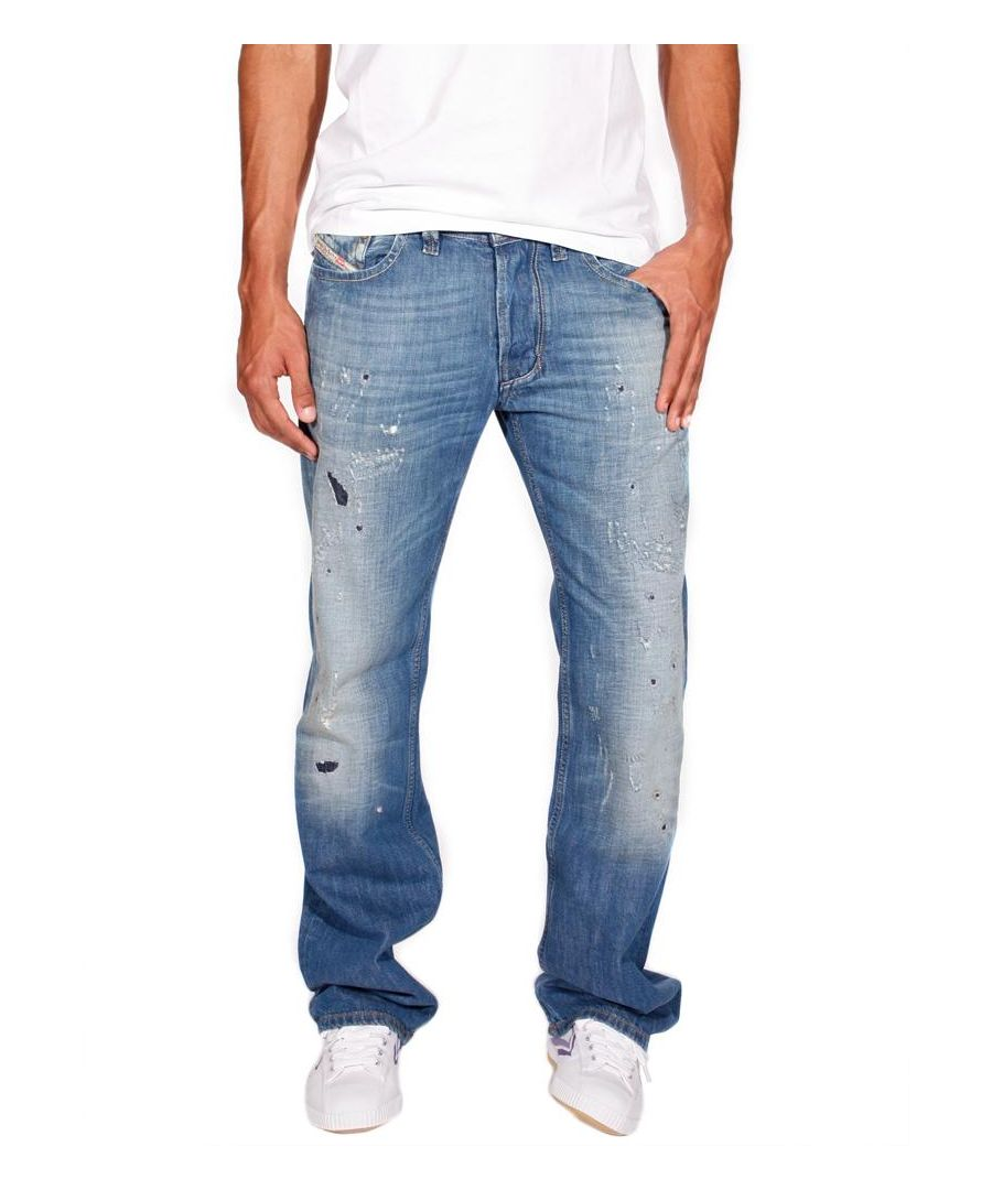 Image for Diesel Larkee 008YF Jeans