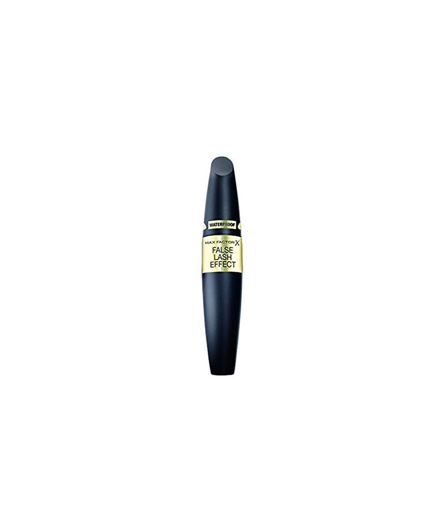 Image for Max Factor False Lash Effect Waterproof Black Mascara 13.1ml