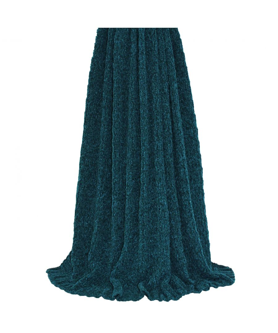Image for Lilya Throw Teal