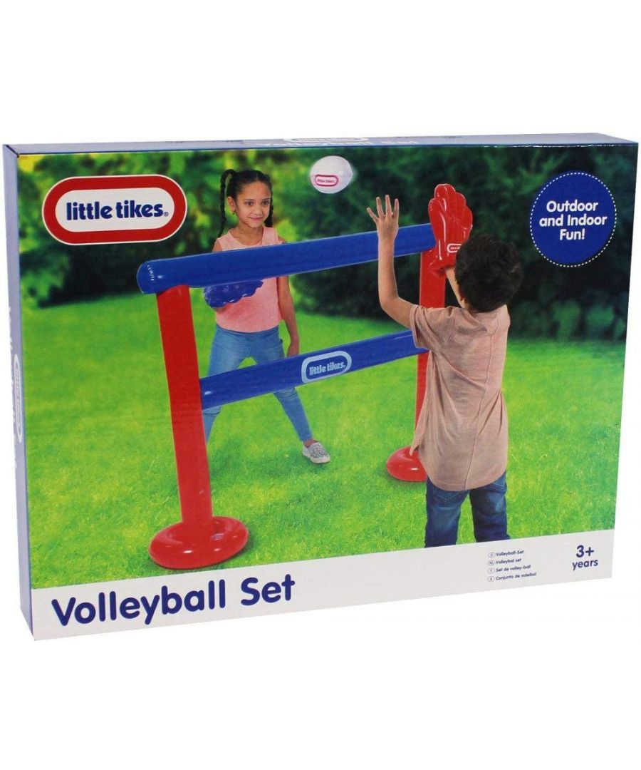 Image for Little Tikes Volleyball Set