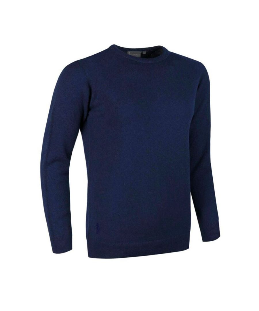 Image for Navy Crew Neck Jumper