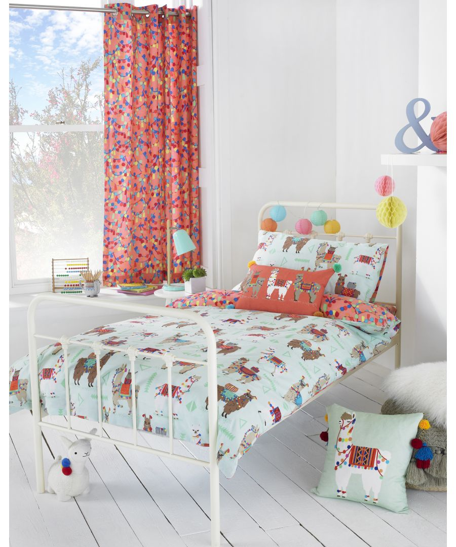 Image for Llamarama Toddler Duvet Set Multi