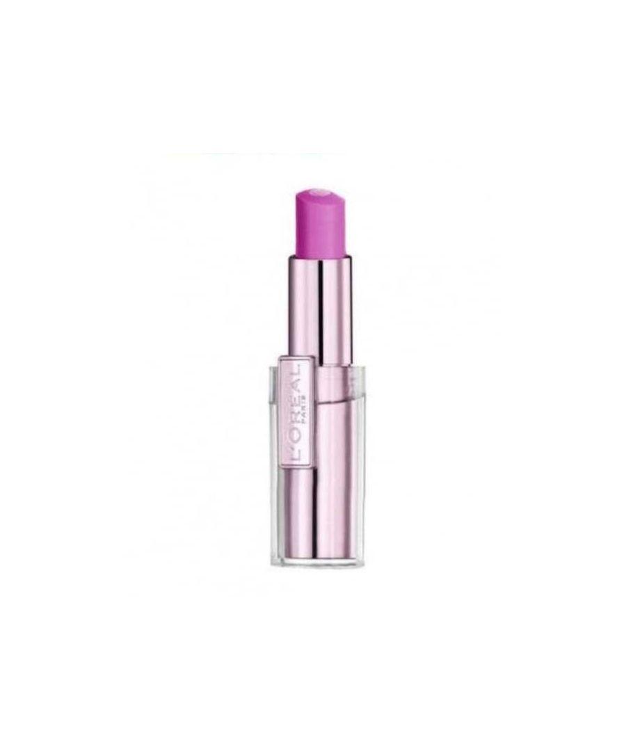 Image for L'Oreal Paris Rouge Caresse Lipsticks - 10 Candy & Cherie