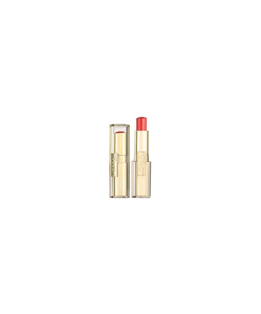 Image for L'Oreal Paris Rouge Caresse Lipsticks - 301 Dating Coral