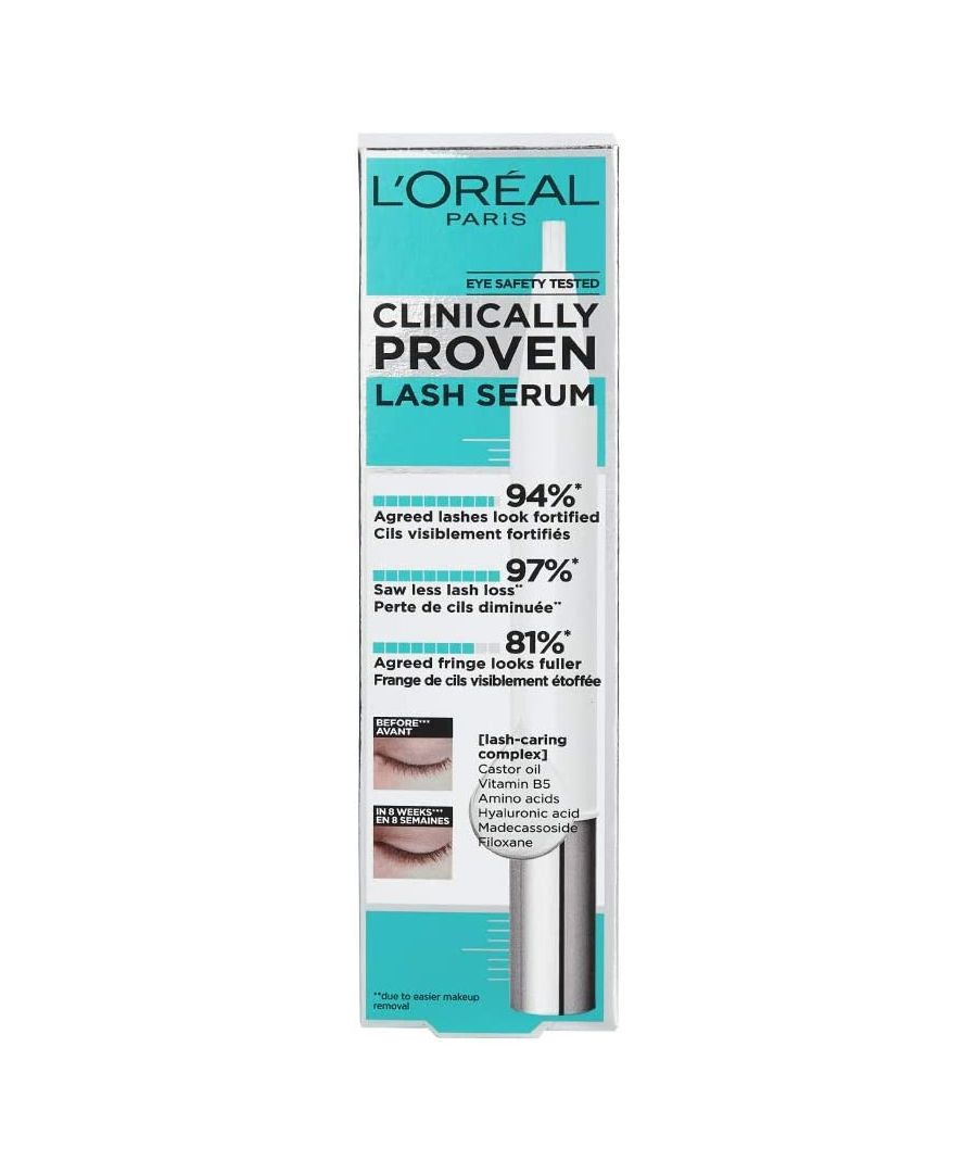 Image for L'Oreal Paris Clinically Proven Lash Serum For Longer Lashes - New In Box