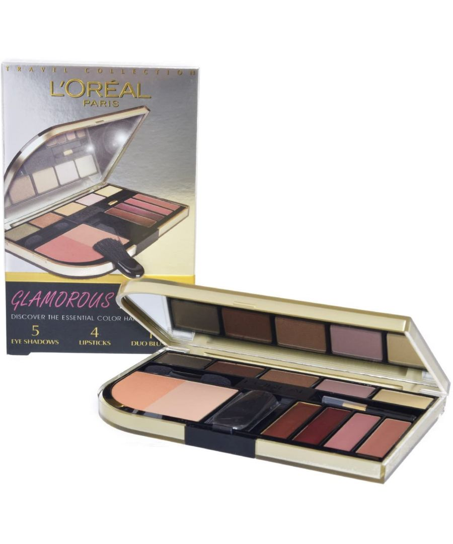 Image for L'Oreal Paris Color Harmony Glamourous Palette