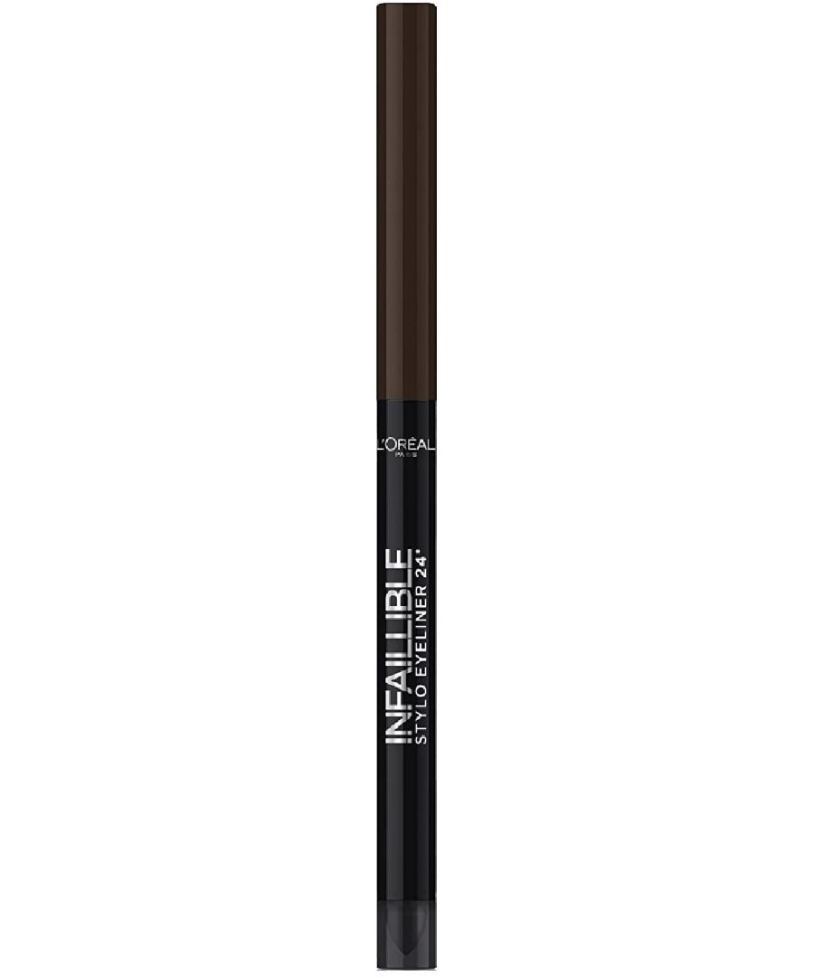Image for L'Oréal Infaillible Stylo Eyeliner 24h Waterproof - 300 Chocolate Addiction
