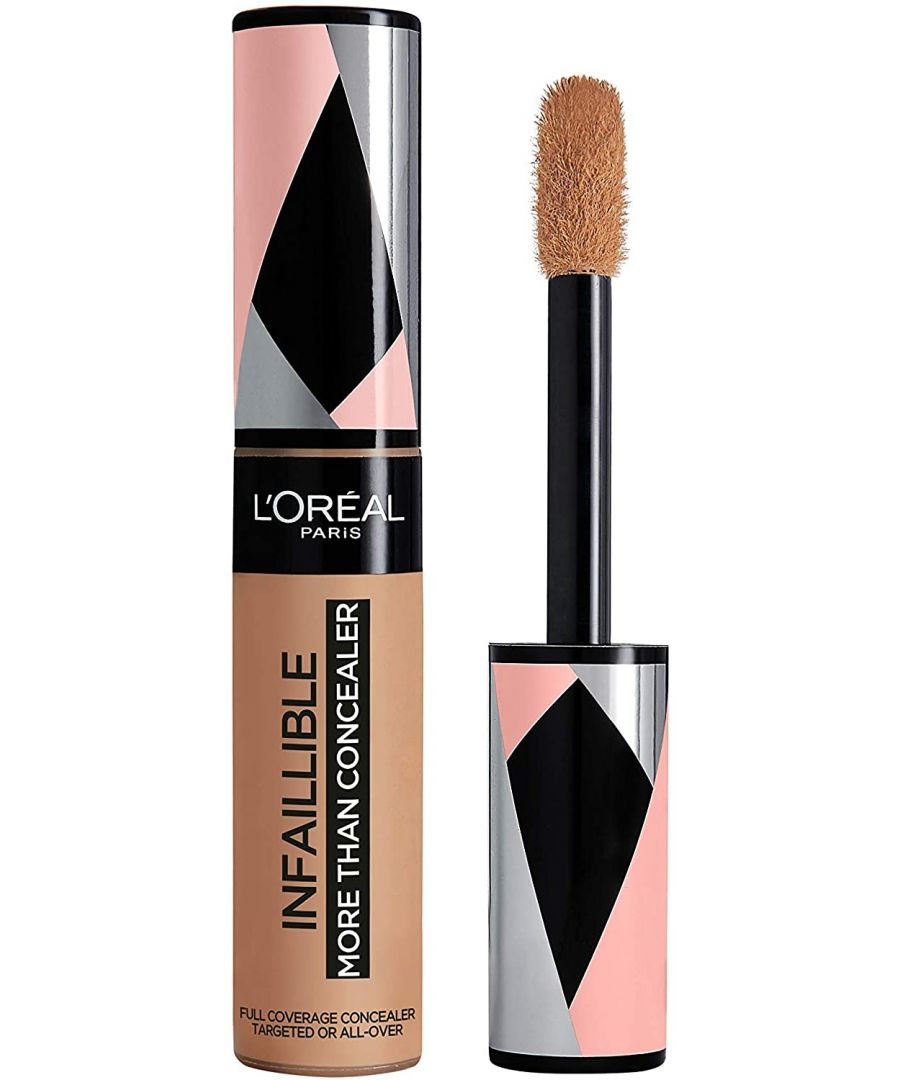 Image for L'Oreal Paris Infallible More Than Concealer 11ml - 332 Amber