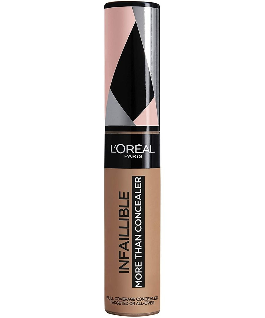Image for L'Oreal Paris Infallible More Than Concealer 11ml - 337 Almond