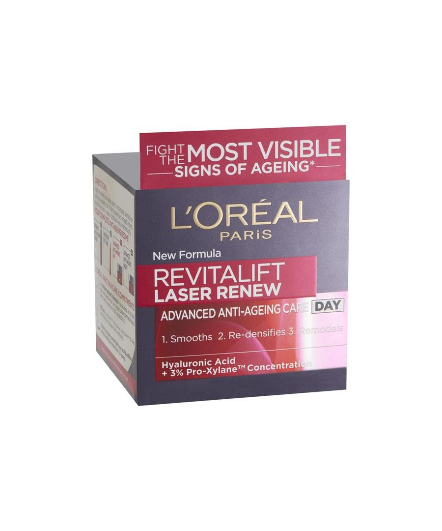Image for L'Oreal Paris Revitalift Laser Renew Day Cream 50ml