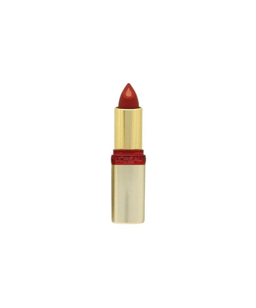 Image for L'Oreal Paris Color Riche Serum Collection Lipstick - S500 Ardent Sunset