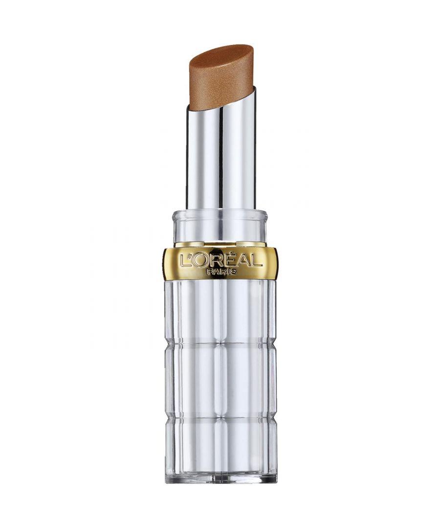 Image for L'Oreal Paris Color Riche Shine Lipstick - 659 Blow Your Glow