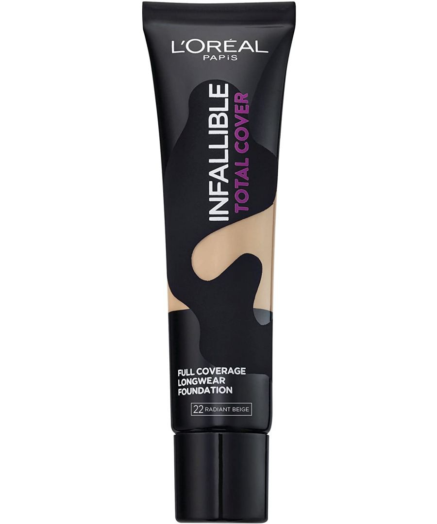 Image for L'Oréal Paris Infallible Total Cover Foundation 35g - 22 Radiant Beige
