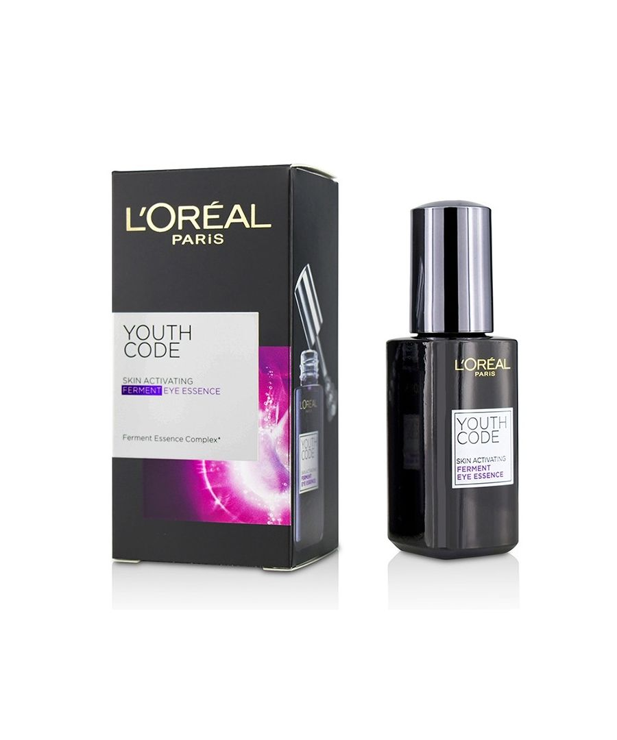 Image for L'Oreal Paris Youth Code Skin Activating Ferment Eye Essence 20ml