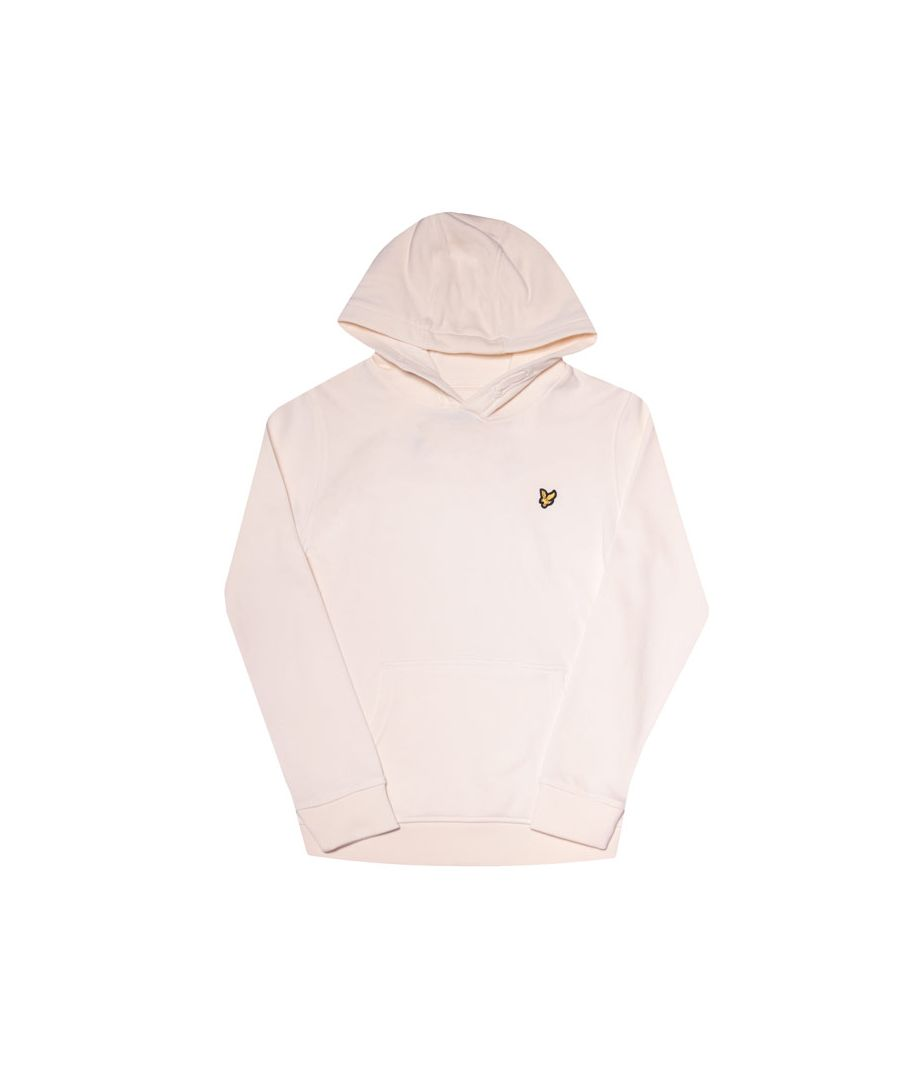 Image for Boy's Lyle And Scott Infant Classic OTH Hoody in White