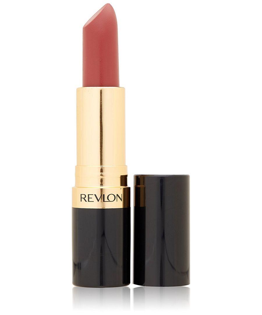 Image for Revlon Super Lustrous Lipstick 4.2g - 015 Seductive Sienna