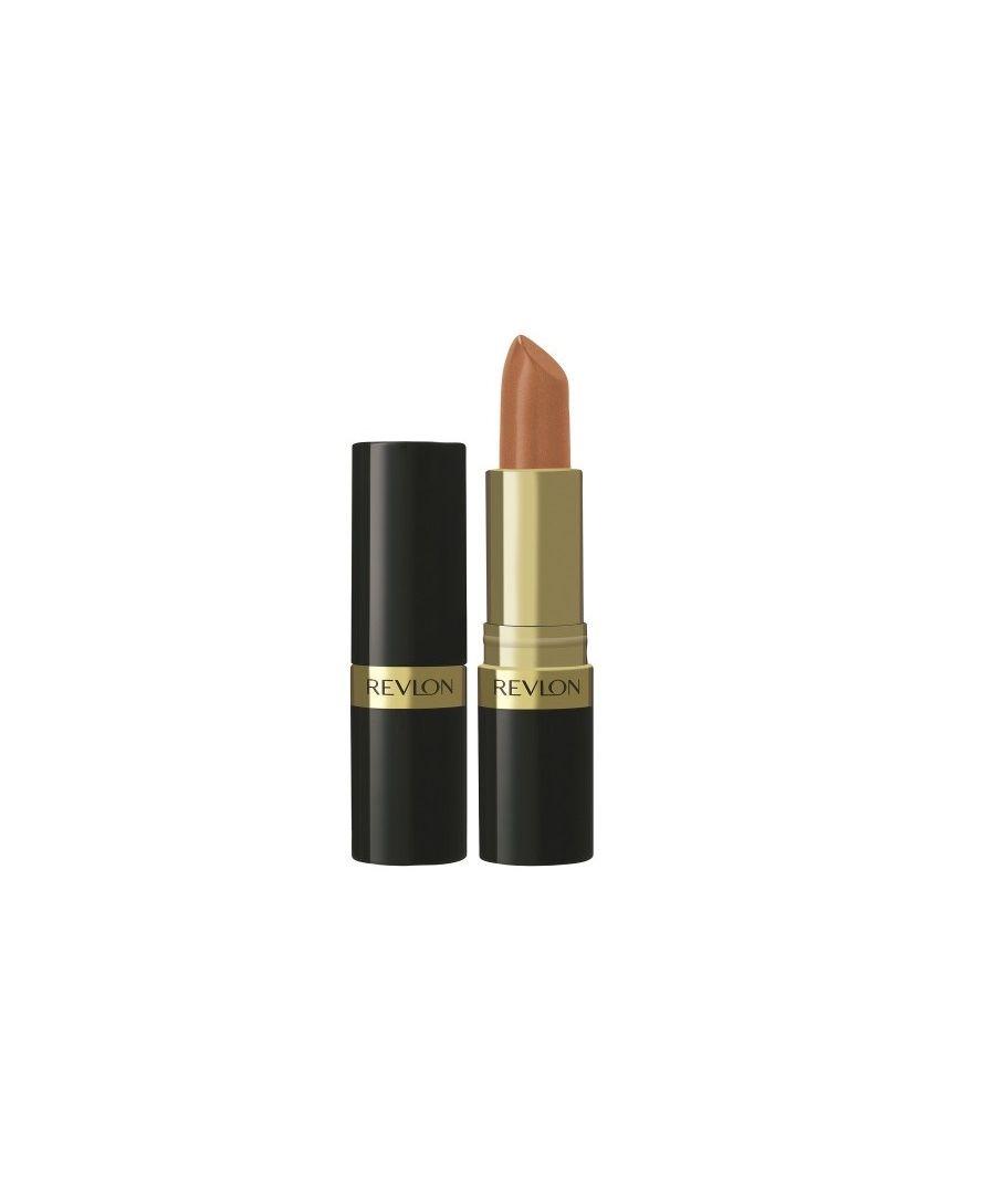 Image for Revlon Super Lustrous Lipstick 4.2g - 041 Gold Goddess