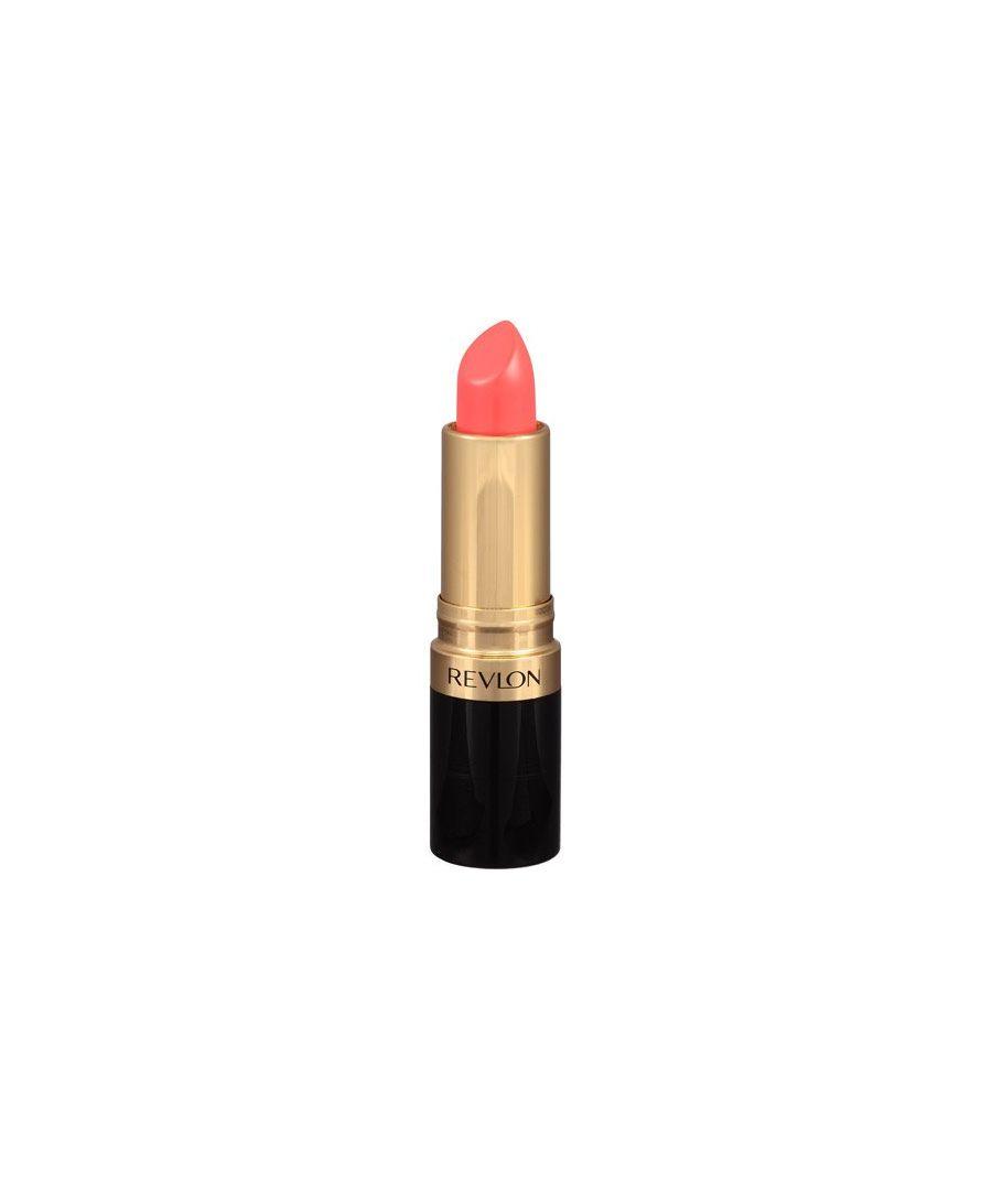 Image for Revlon Super Lustrous Lipstick 4.2g - 825 Lovers Coral