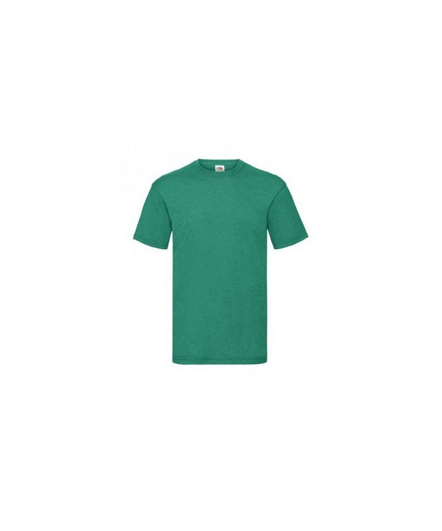 Image for Fruit Of The Loom Mens Valueweight Short Sleeve T-Shirt