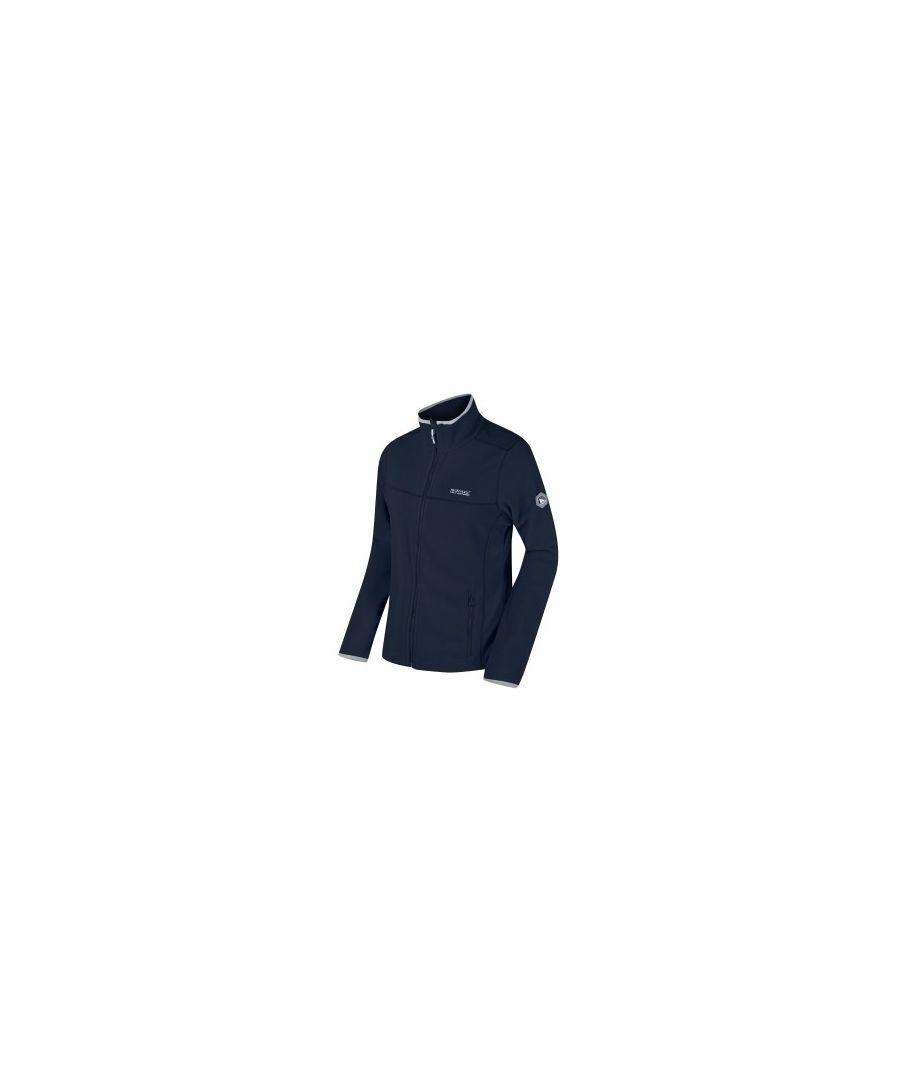 Image for Regatta Great Outdoors Womens/Ladies Floreo II Full Zip Fleece Jacket