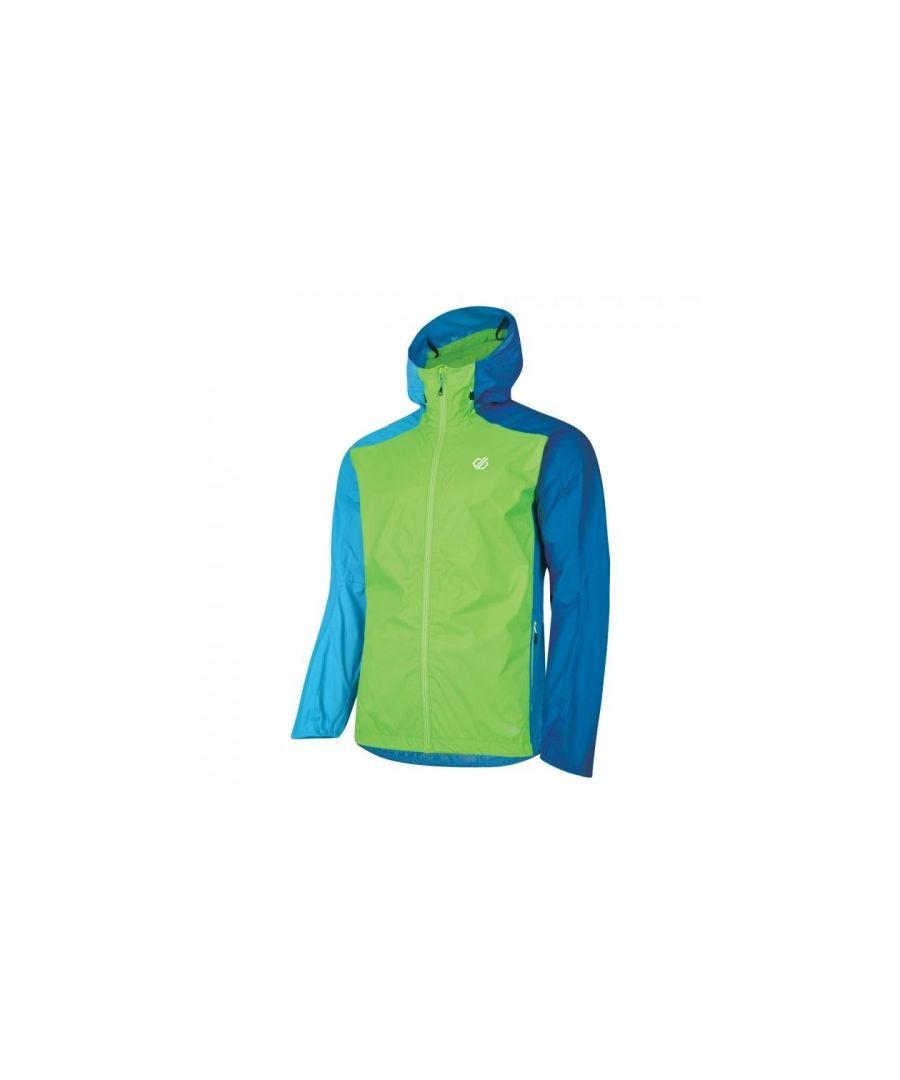 Image for Dare 2B Mens Propel Lightweight Packaway Waterproof Shell Jacket