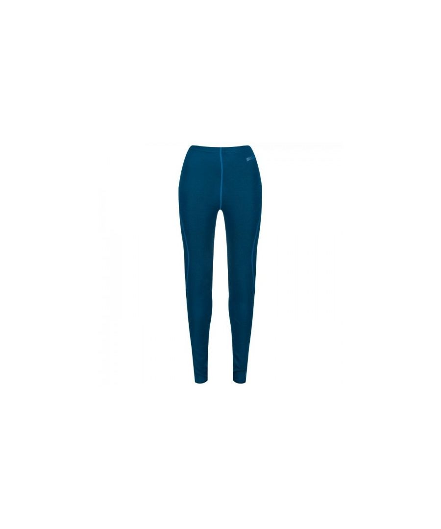 Image for Regatta Womens/Ladies Zimba Base Layer Leggings
