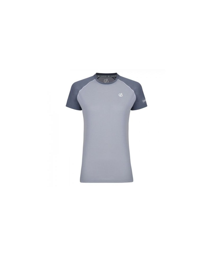 Image for Dare 2b Womens/Ladies Instate Wool T-Shirt