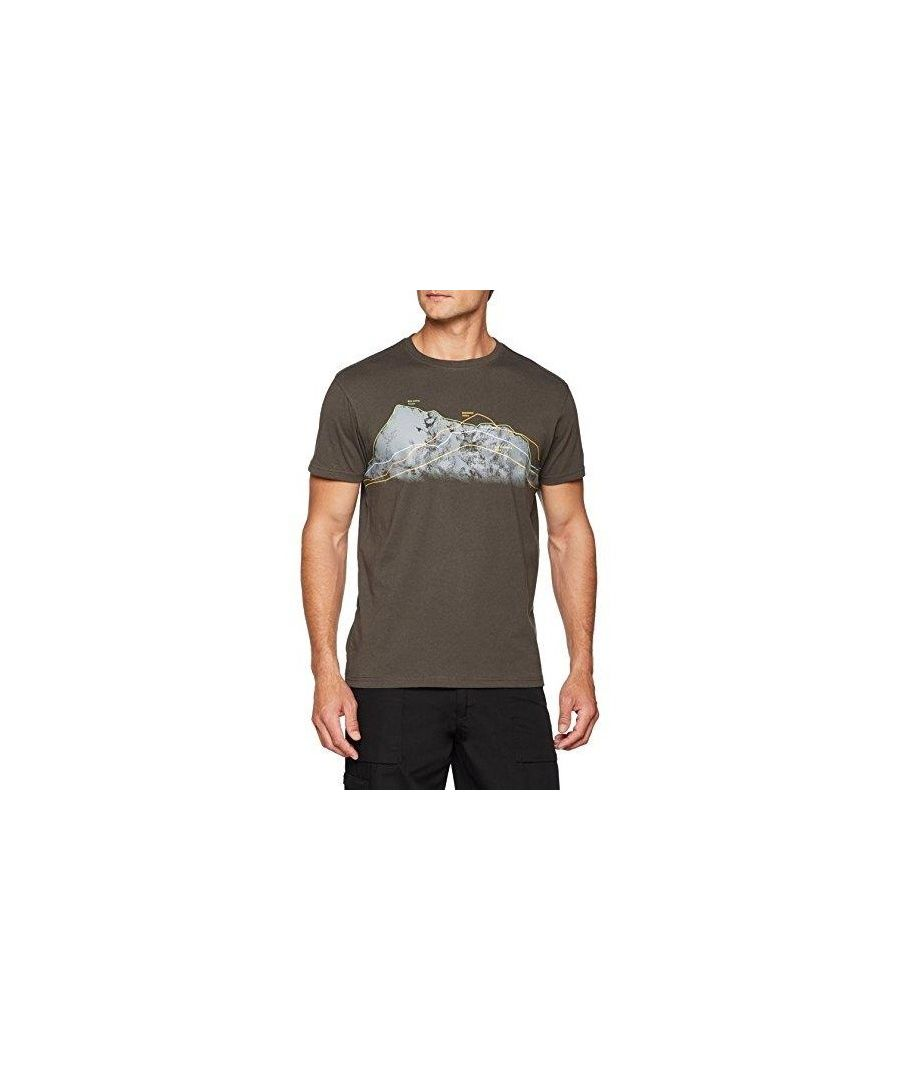 Image for Trespass Mens Cashing Short Sleeve T-Shirt