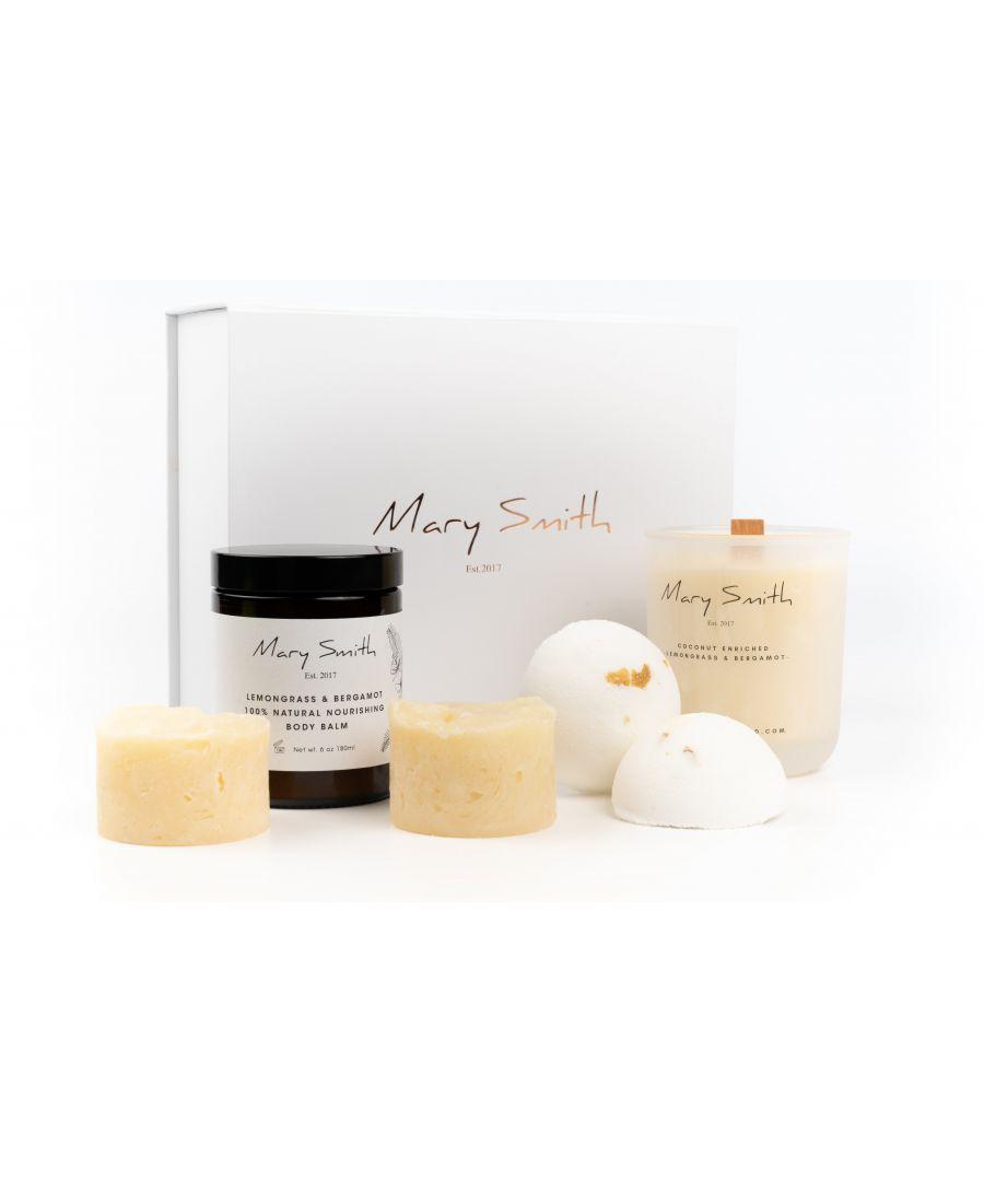Image for Mary Smith Luxury Bath Set