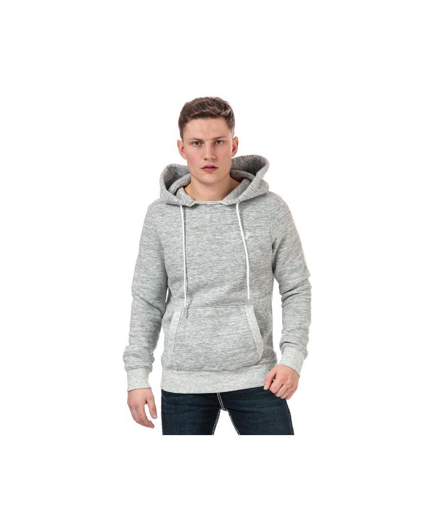 Image for Men's True Religion Solid Hoody in Grey