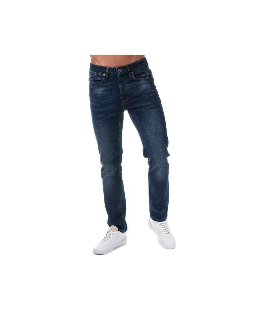 Image for Men's Luke 1977 Freddie Fast Jeans in Denim
