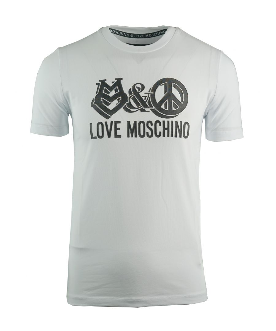 Image for Love Moschino T-Shirt M 4 731 56 E 1811 A00