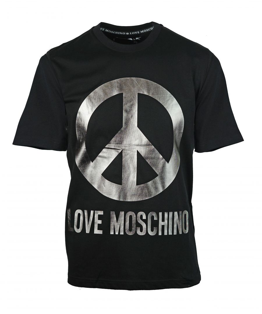 Image for Love Moschino M 4 732 2Y M 3876 C74 T-Shirt