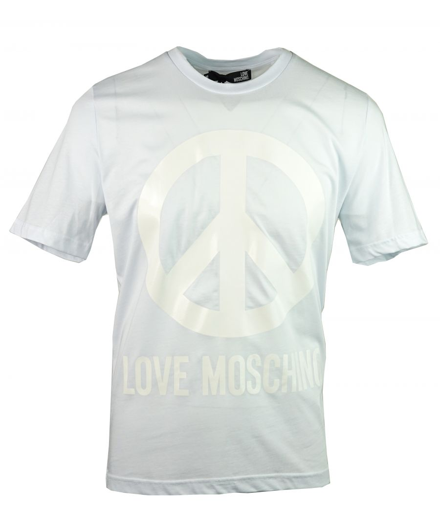 Image for Love Moschino M 4 732 3B M 3876 A00 T-Shirt
