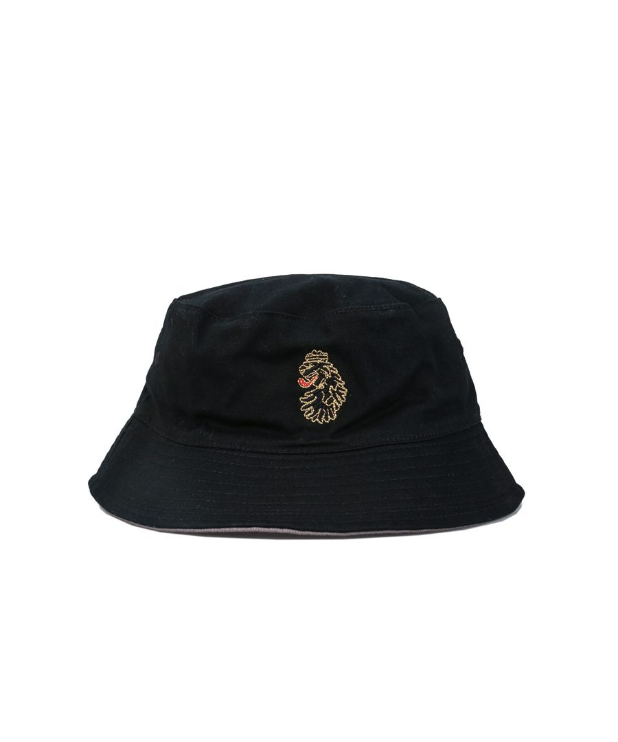 Image for Accessories Luke 1977 Happy Fundays Bucket Hat in Black