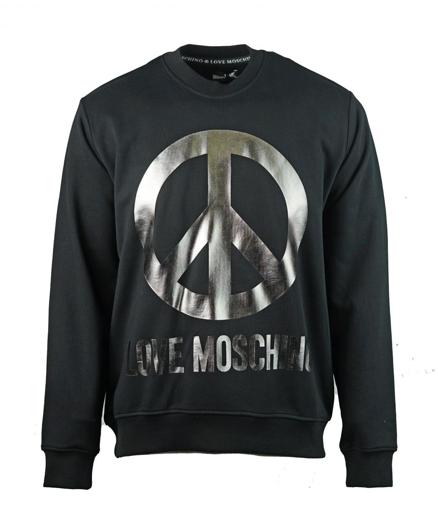 Image for Moschino M 6 470 34 M 3875 C74 Black Jumper