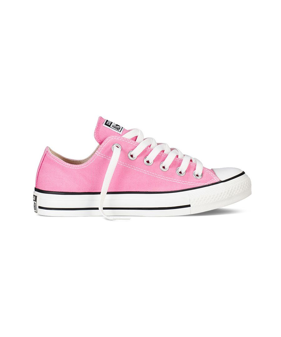 Image for Converse All Star Unisex Chuck Taylor Low Top - Pink