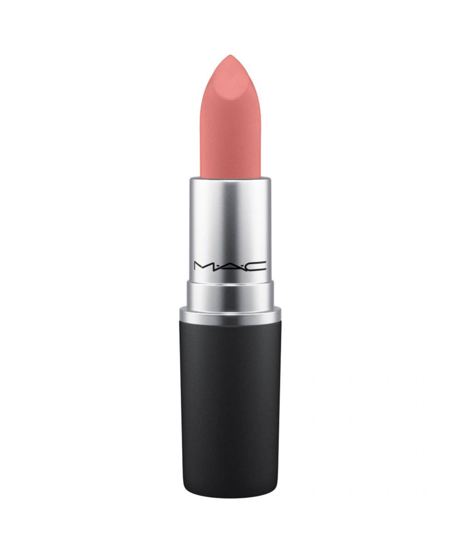 Image for MAC Powder Kiss Lipstick 3g - 921 Sultry Move