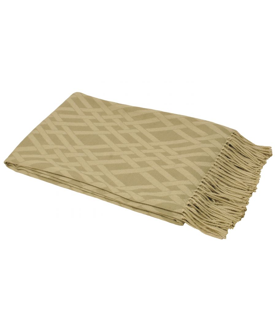 Image for Madison Throw Beige/Natu