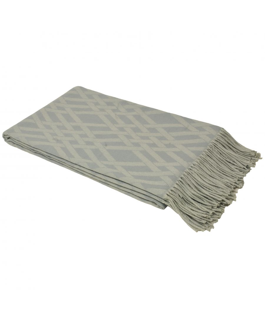 Image for Madison Throw Dove Grey
