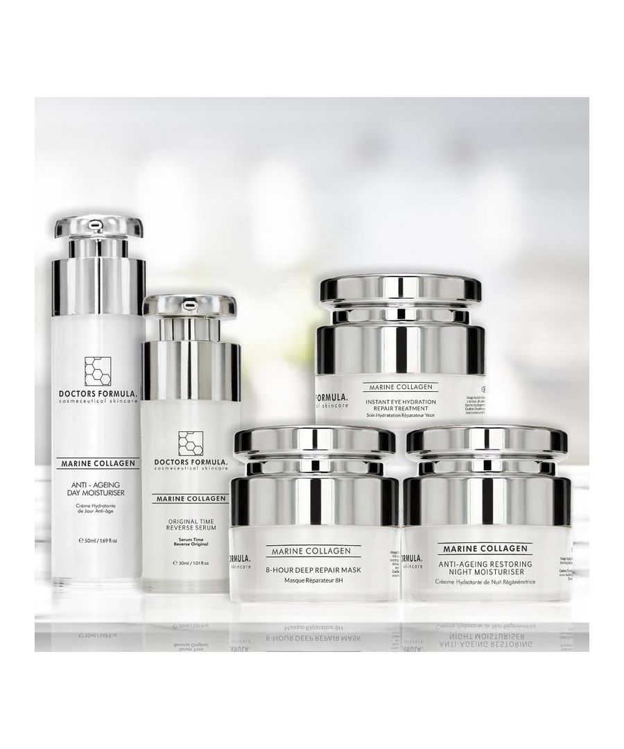 Image for Doctors Formula Marine Collagen Anti-Ageing set - All Skin Types